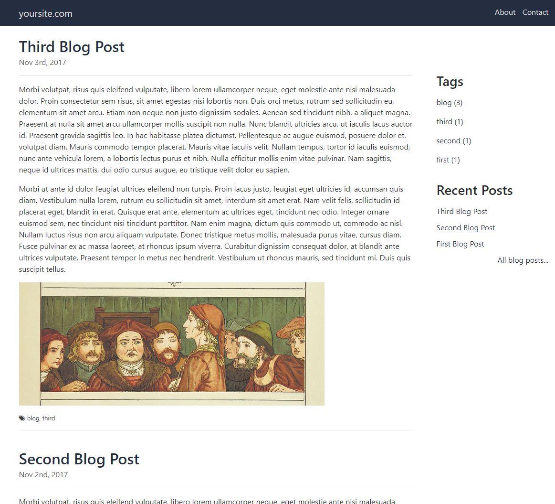 Blog screenshot 1