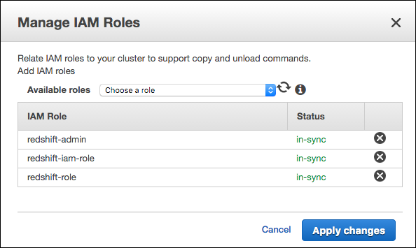 amazon-redshift-management-guide/copy-unload-iam-role md at