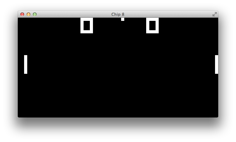 In game - pong