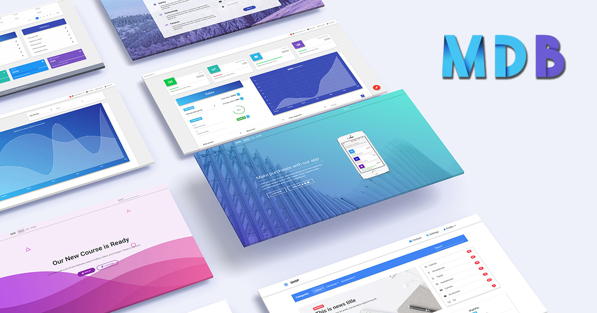 Material Design for Bootstrap