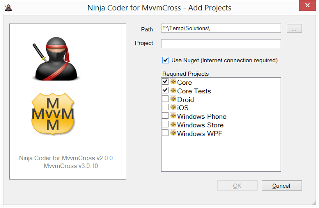 Ninja Plugin