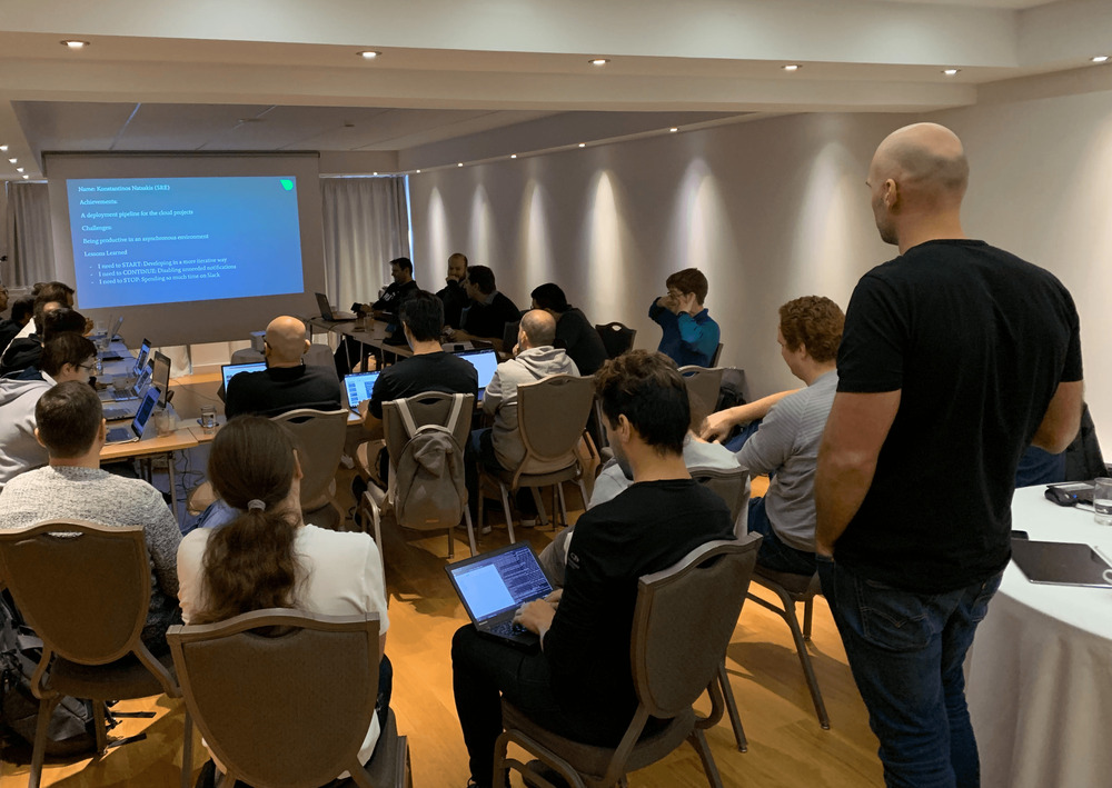 Netdata Meetup