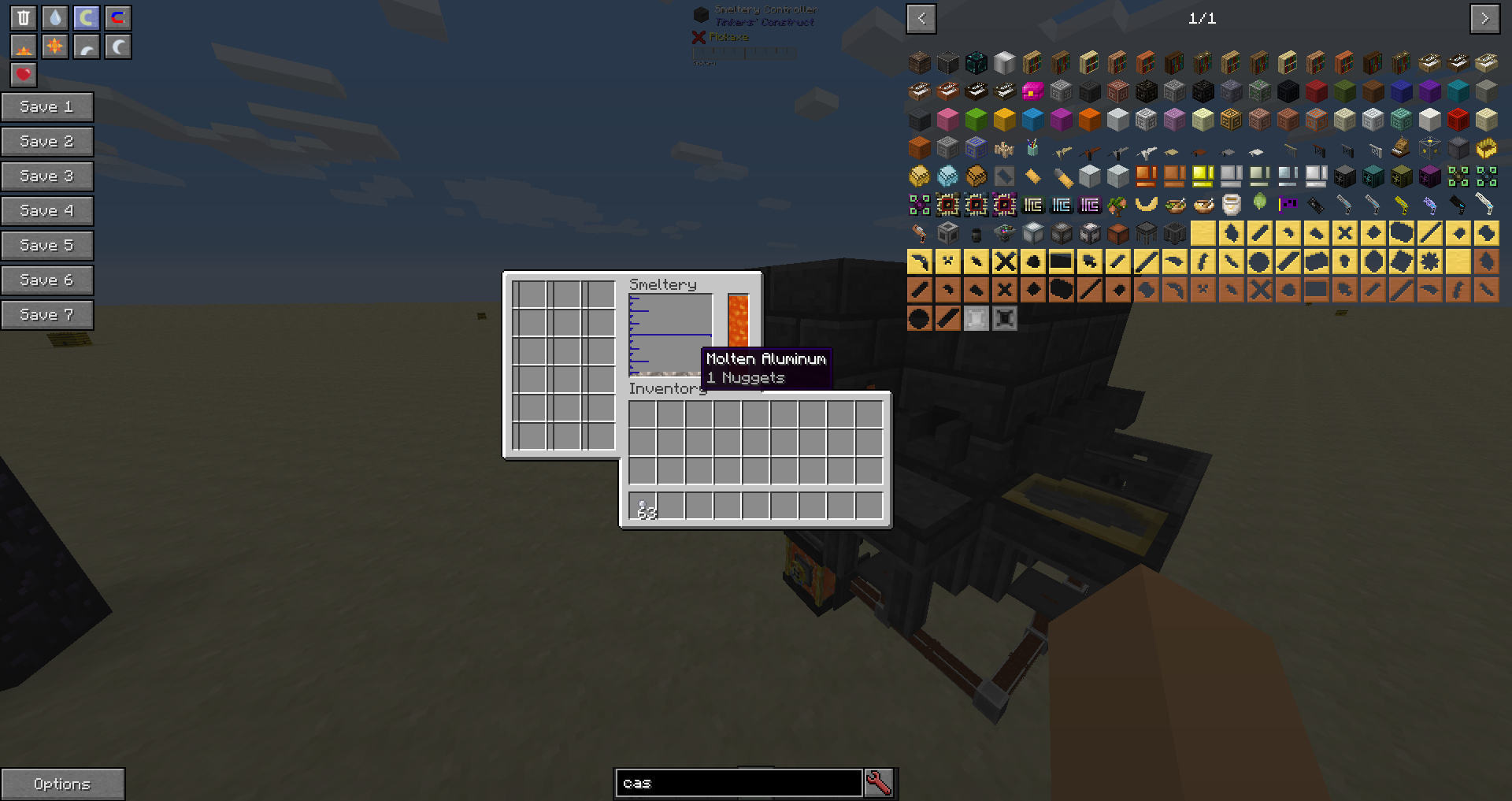 Duplication glitch (Smeltery output) · Issue #2933 · SlimeKnights