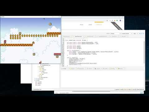 Debug Desktop Game