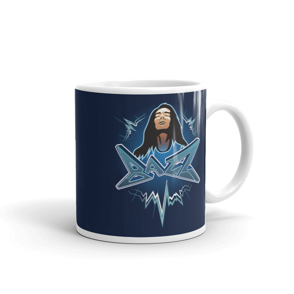 SNES Tracker mug