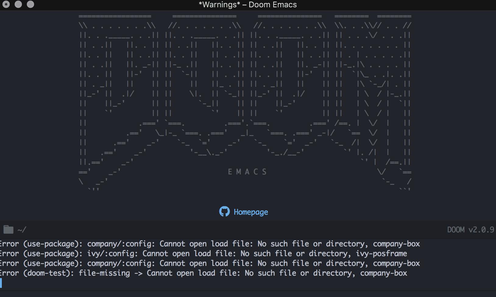 install emacs 26 mac