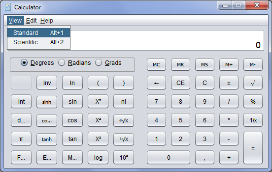 how to build a calculator in jawascript