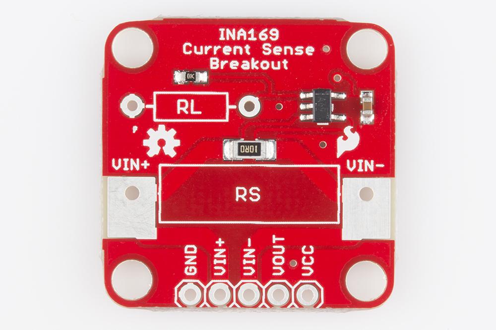 INA169 Current Sense Breakout Board