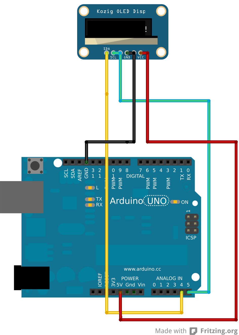 Github Hacklab In Arduino Code Of Some Components Interacting Circuit Impedance Formula Photodiode Diagram Battery Connection