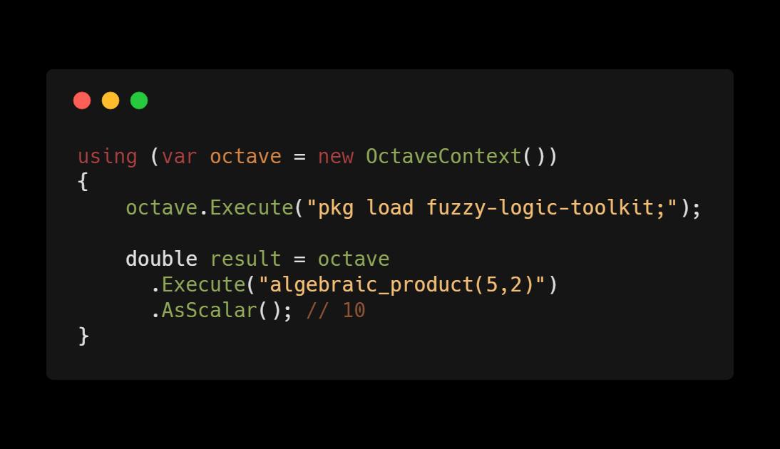 Octave.NET