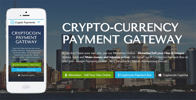 GitHub - cryptoapi/Payment-Gateway: Bitcoin/Altcoins PHP