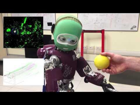 event-driven-icub ball