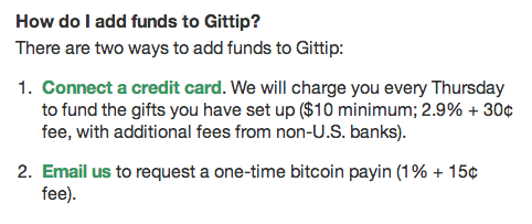 Email us to request a one-time bitcoin payin (1% + 15¢ fee).