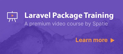 Laravel Package training