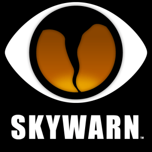 SKYWARN Logo by thepizzy.net