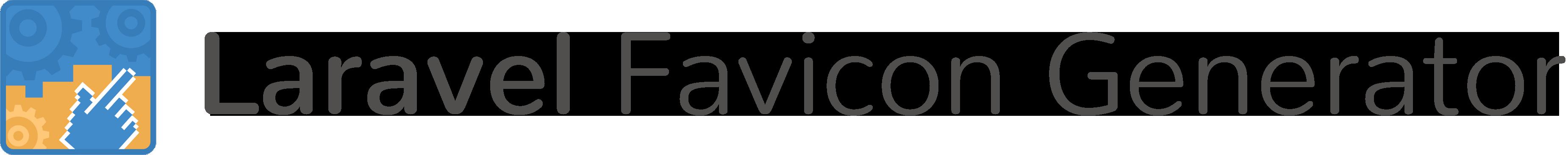 Laravel Favicon Generator
