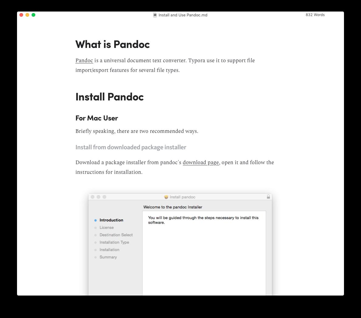 GitHub - ronilaukkarinen/typora-writing-theme: A simple