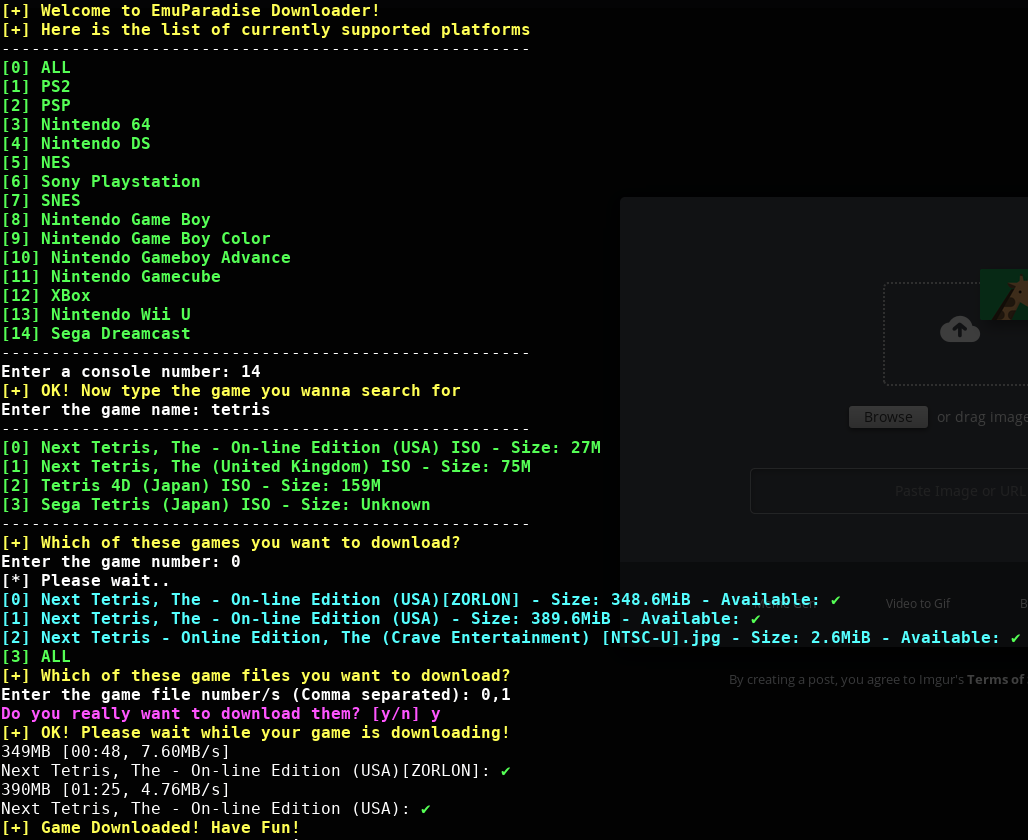 GitHub - deltaclock/emu-paradise-download: A script to