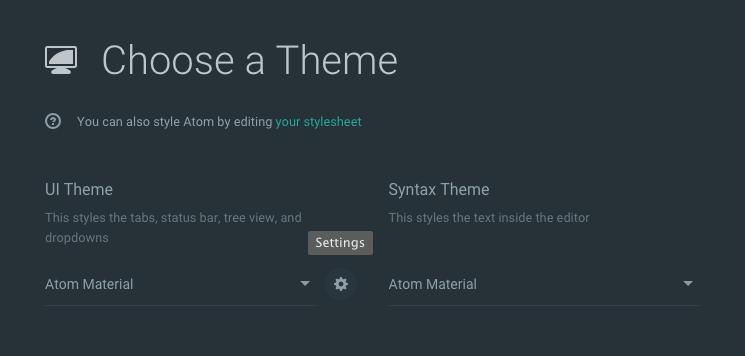 GitHub - atom-material/atom-material-ui: A dynamic UI theme