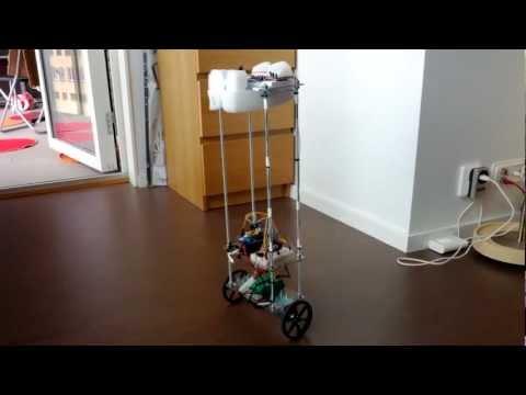 Selfbalancing robot video 2