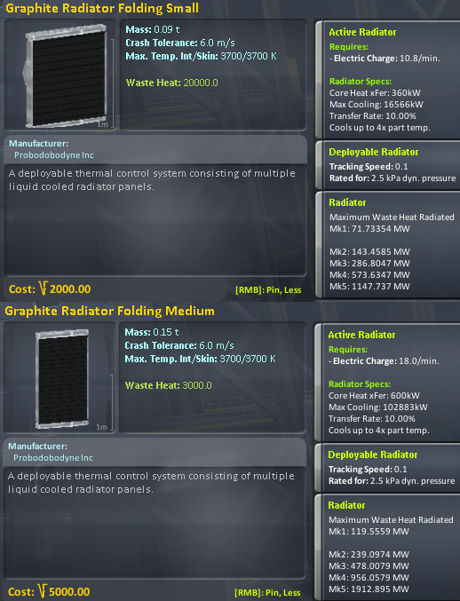 Radiators 183 Sswelm Ksp Interstellar Extended Wiki 183 Github