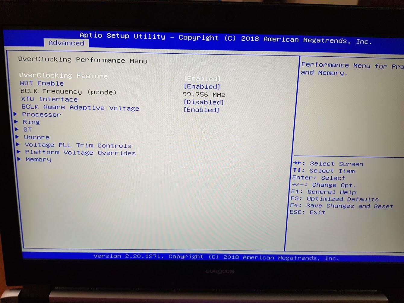 Installing Ubuntu 18 04LTS on the Eurocom Q6, among other