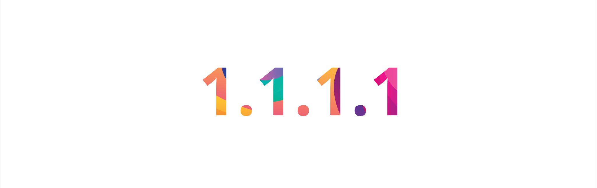 1.1.1.1 DNS service