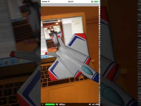 Augmented Reality Game Tutorial