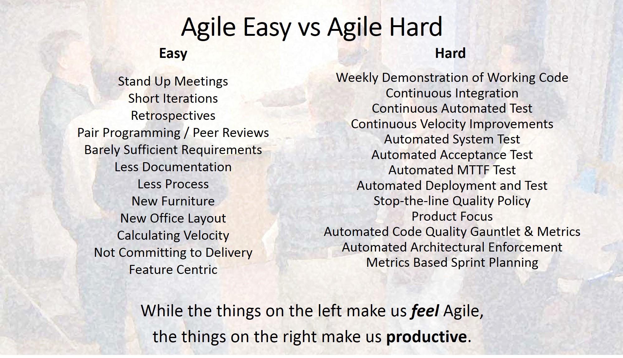 Examining the agile manifesto ppt