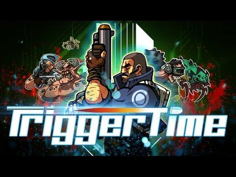 Trigger Time Steam trailer