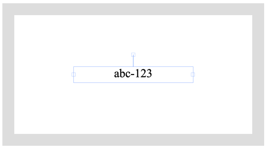 Entering text in a Textbox object expands it when there aren