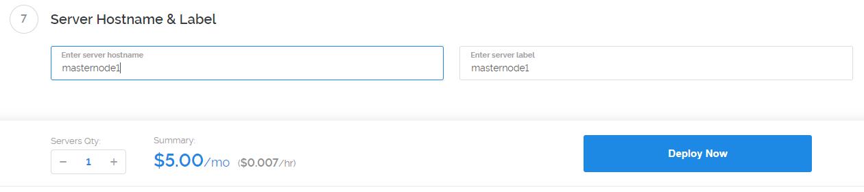 Masternode name