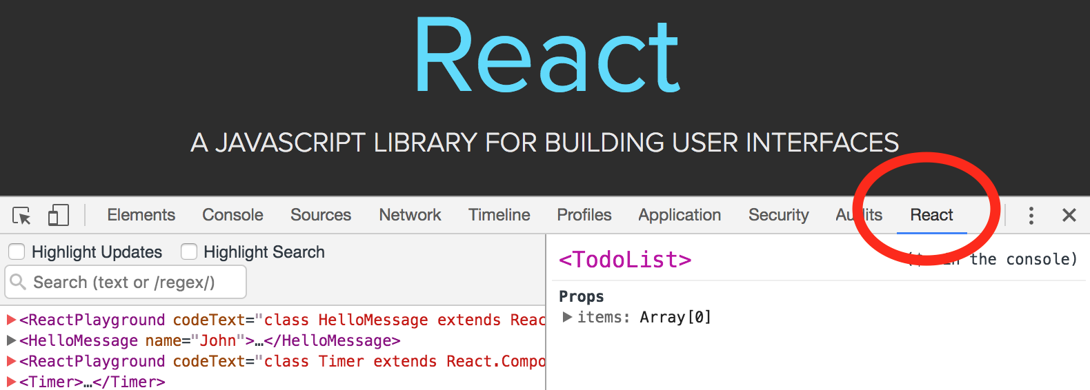 facebook/react-devtools - Libraries io