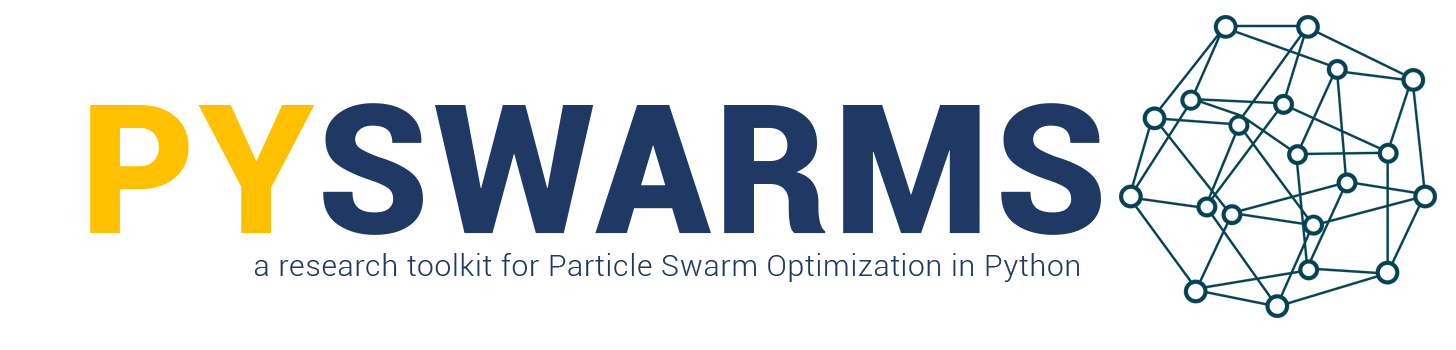 PySwarms Logo