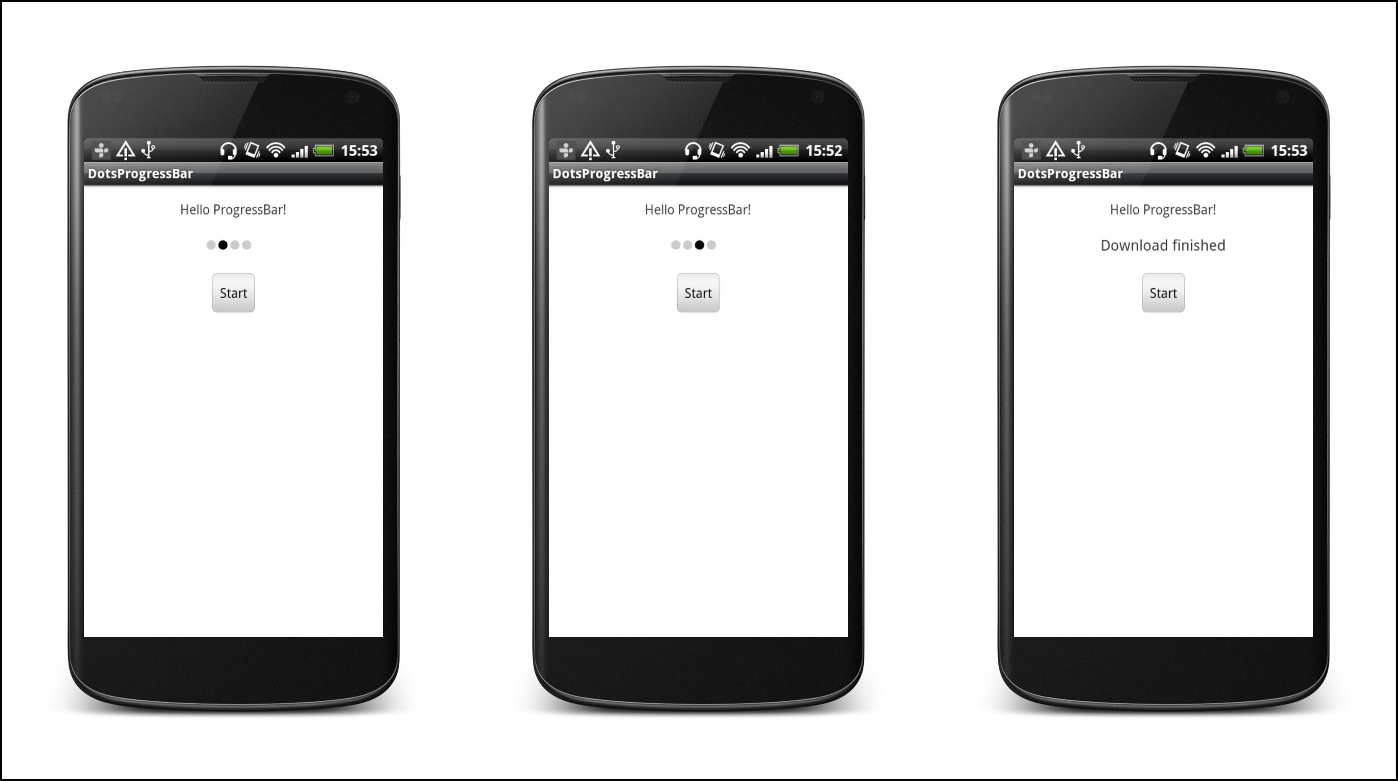 Download Progress Bar Android Github