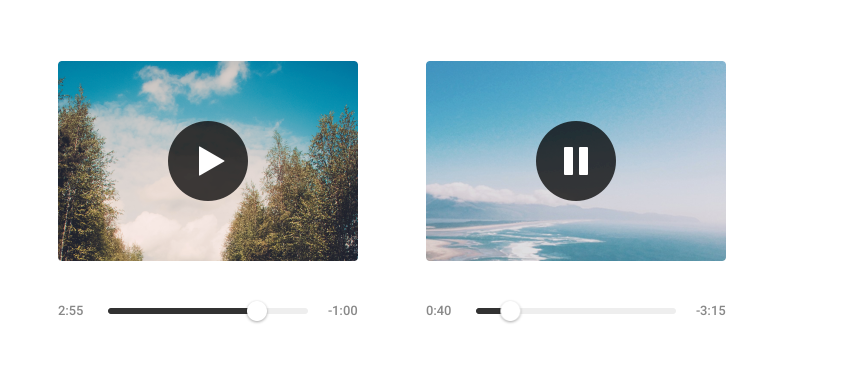 AudioPlayer Previews