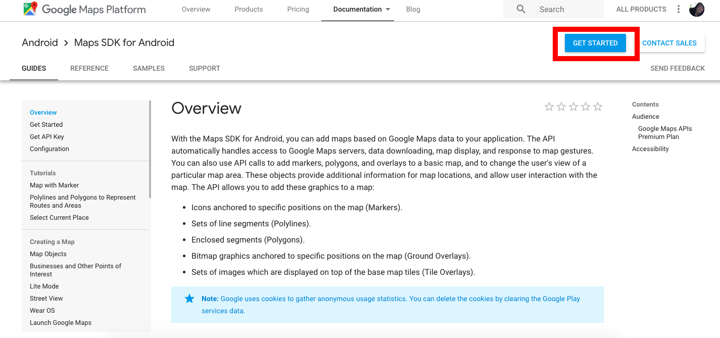 Google Maps Fragment Guide Codepath Android Guides Wiki Github