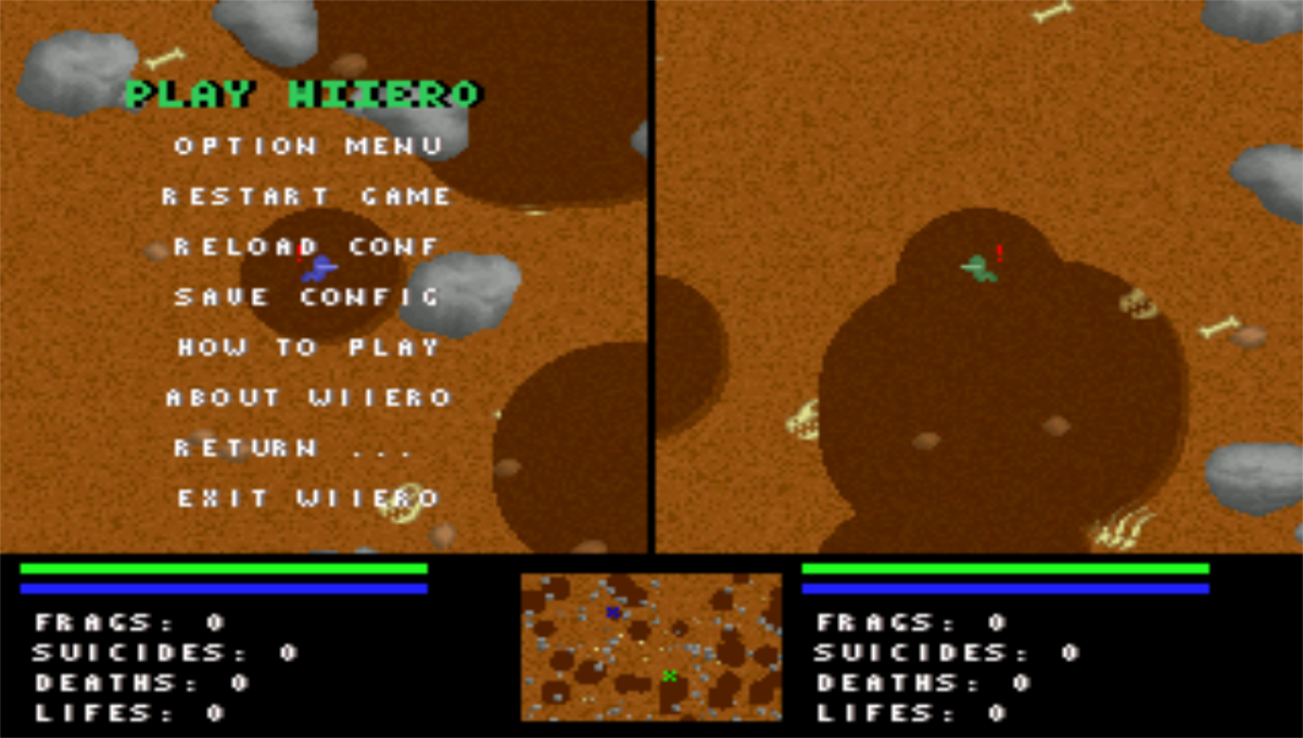 Wiiero-vita screenshot2