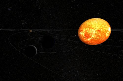 GitHub - bailus/WebGL-Solar-System: A 3D model of the solar system