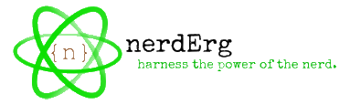 nerdErg home