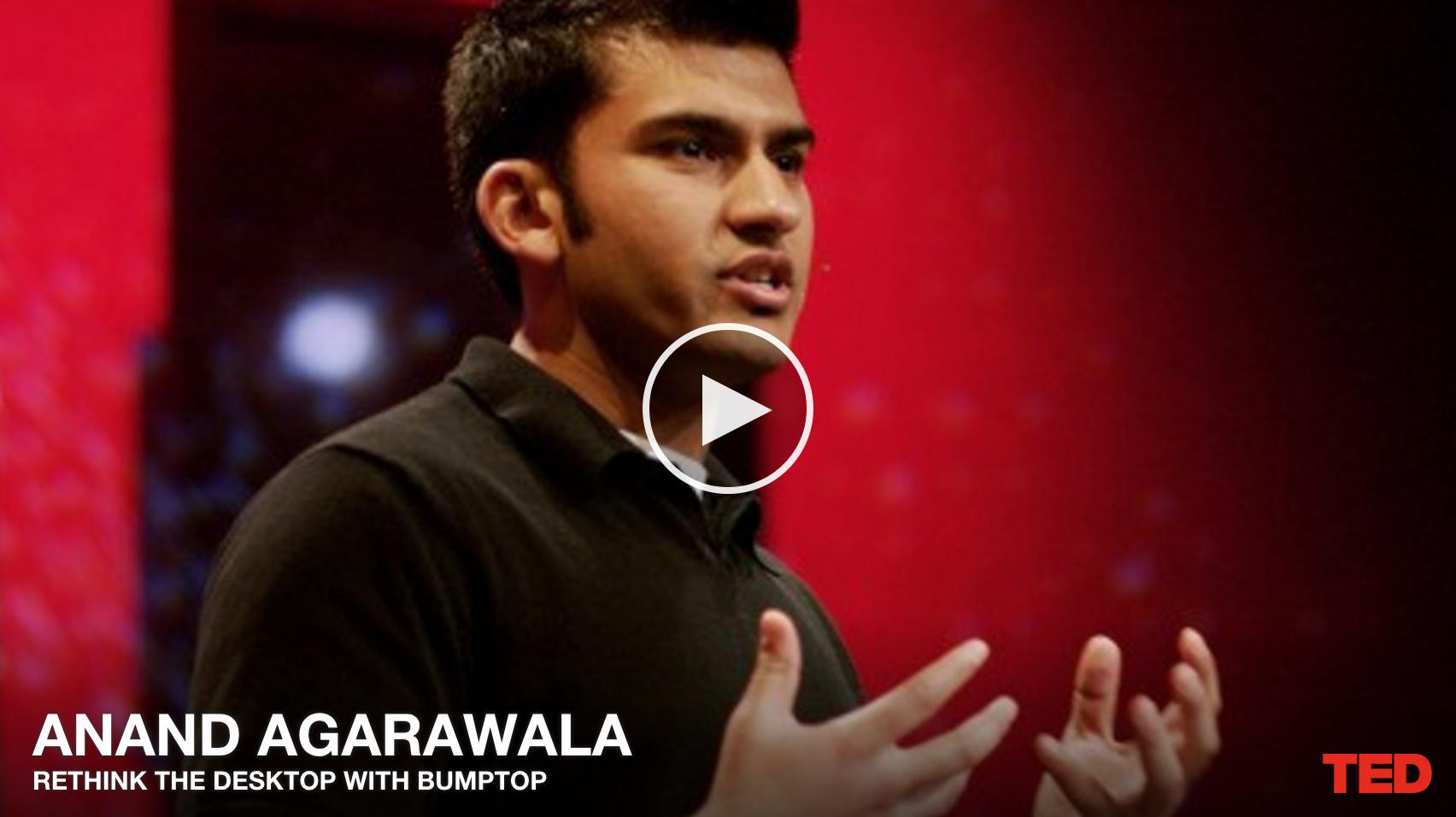 TED Talk Thumbnail