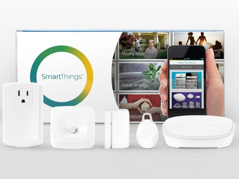 SmartThings Smart Home Starter Kit · cornelltech/device-library Wiki