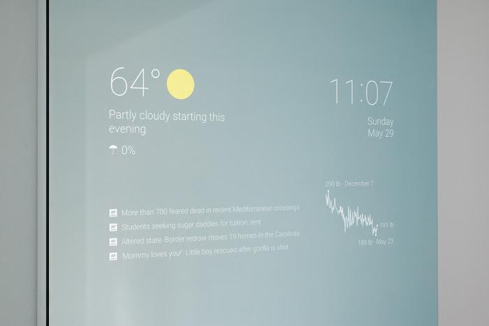"""Smart Mirror UI"""