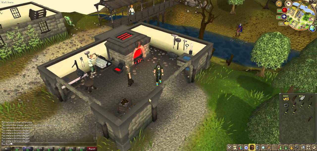 Add 2006 and 2010/2011 Game sprites · Issue #457 · runelite