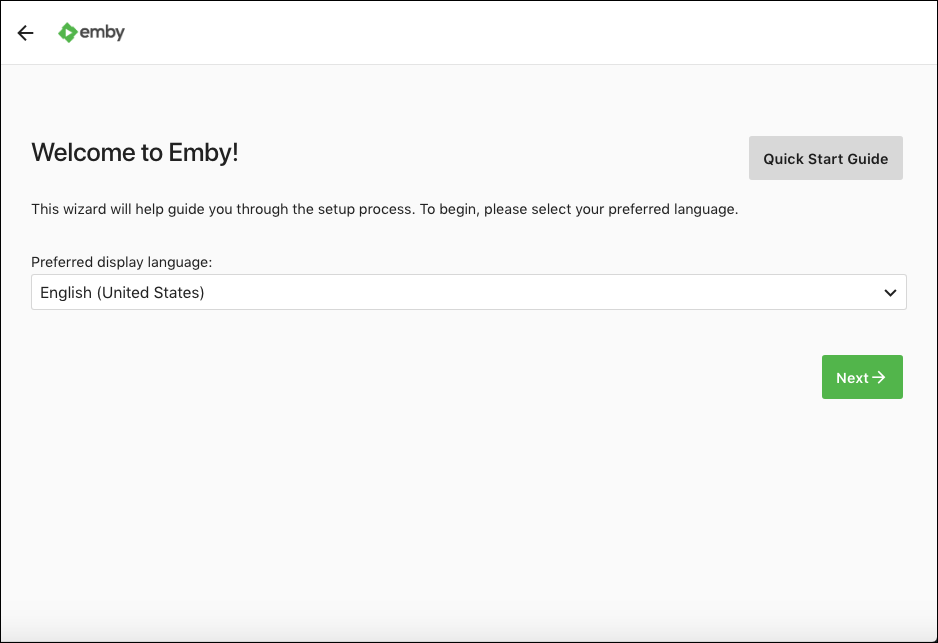 Extras: Emby · Cloudbox/Cloudbox Wiki · GitHub