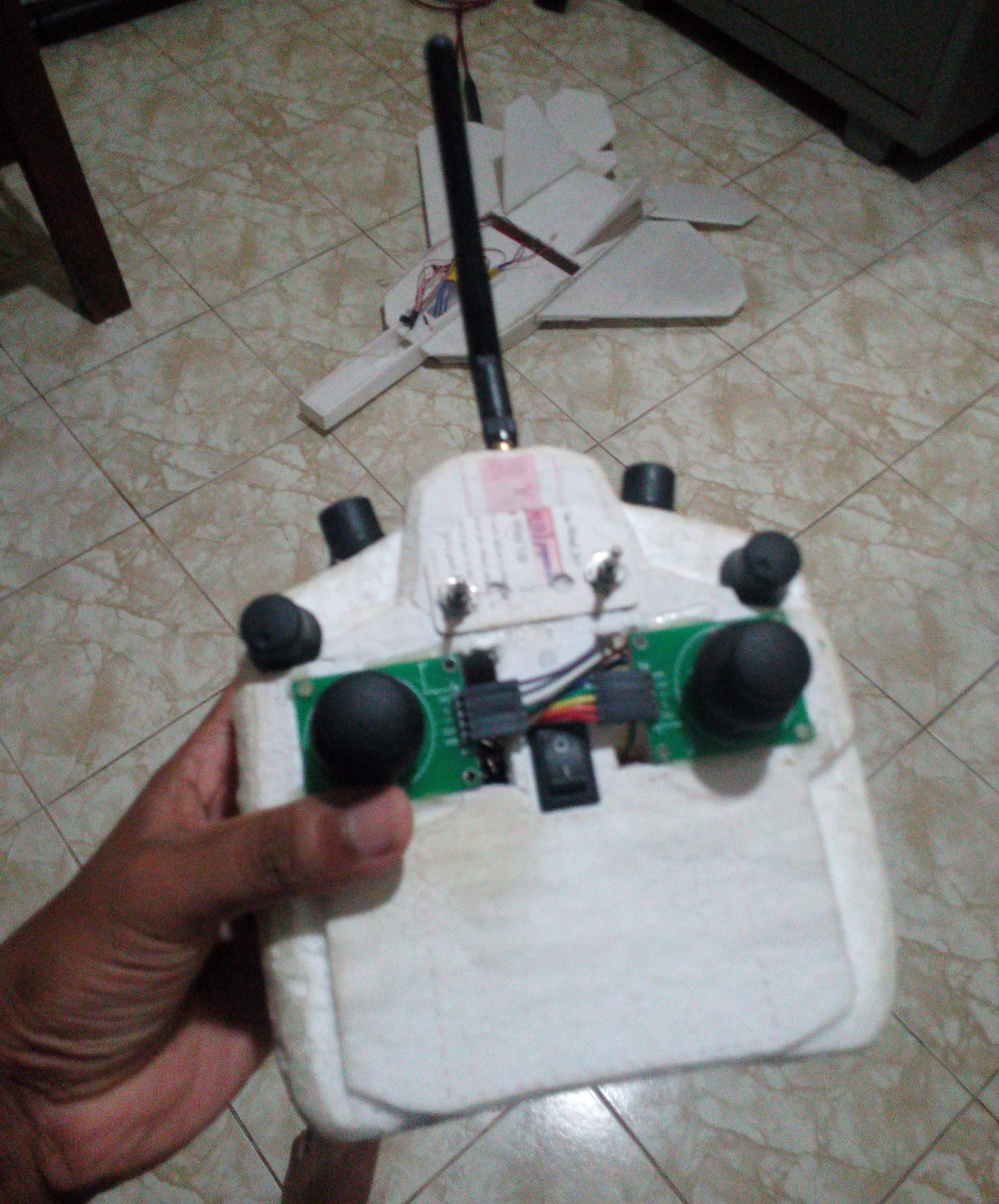 Remote Controller and model Flight