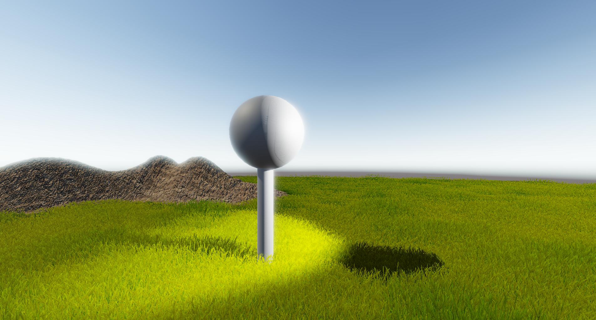 GitHub - Acrosicious/TerrainGrassShader: Real-time Terrain Grass