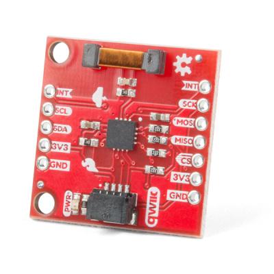 SparkFun AS3935 Lightning Detector