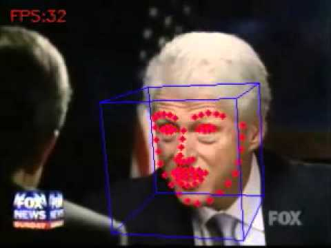 Multiple Face Tracking
