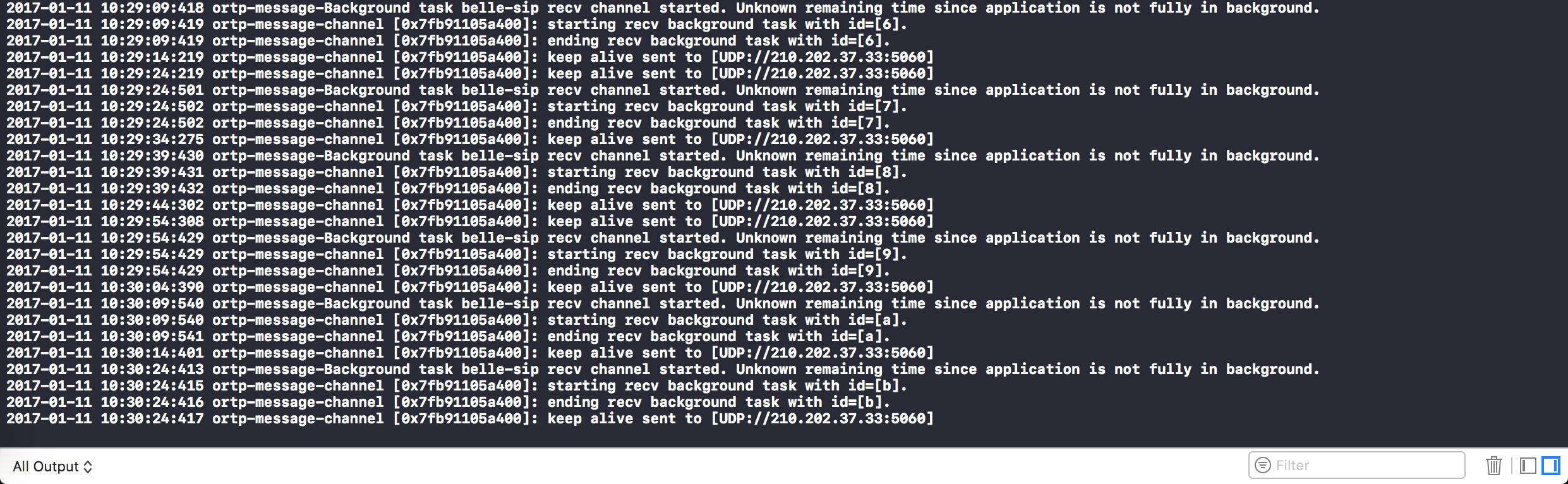 GitHub - cwliu/linphone-swift-demo: A simple demo to